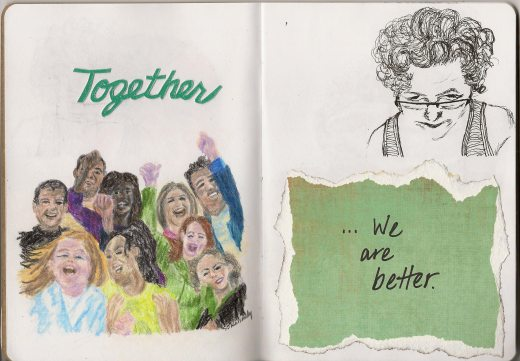Together We are Better - Only Human