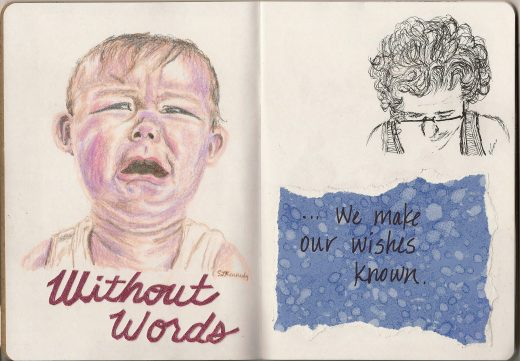 Without Words - Sketchbook Project 2013