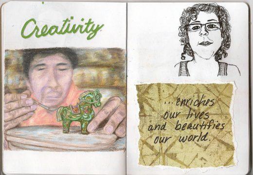 Only Human - Creativity