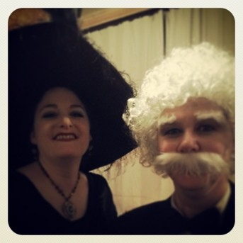 Mathtilde and Mr. Twain