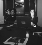 Our theme was Film Noir