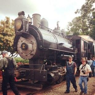 Steam Engine Snoqualmie 2014