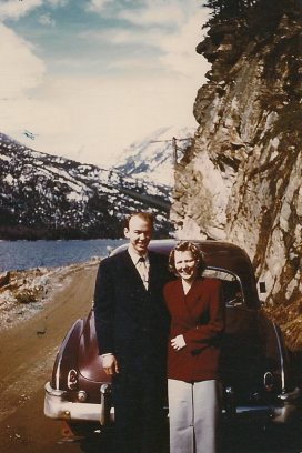 Mom and Dad 50's