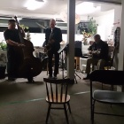 Milo Peterson & Steve Griggs Quartet at Mountain Valley Montessori
