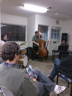 Joe Gonzalez Trio at Umpqua Bank