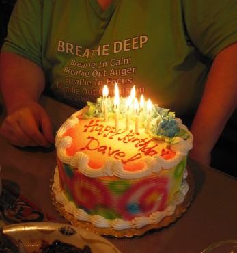 Happy Birthday, Dave!