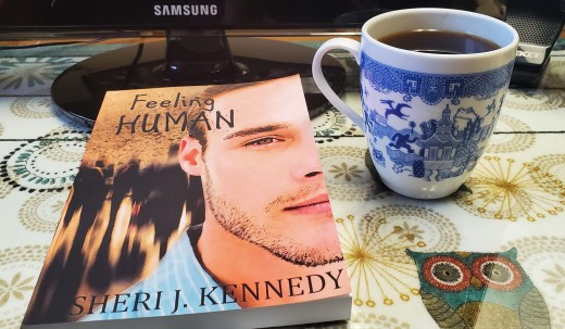 A Cup of Coffe and a Book